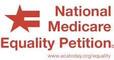 National Medicare Equality Petition